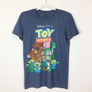 Disney | Toy Story Short Sleeve Tee Shirt Small